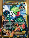 Pokemon Shaymin EX 77a/108 XY Premium Trainer's Collectollection Box Full Art NM