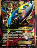 Pokemon Mega Sharpedo EX XY200a XY Premium Trainer's tollection Box Full Art NM