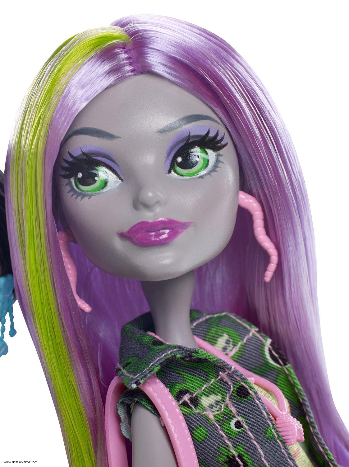 Mattel Monster High panenka Moanica D'Kay