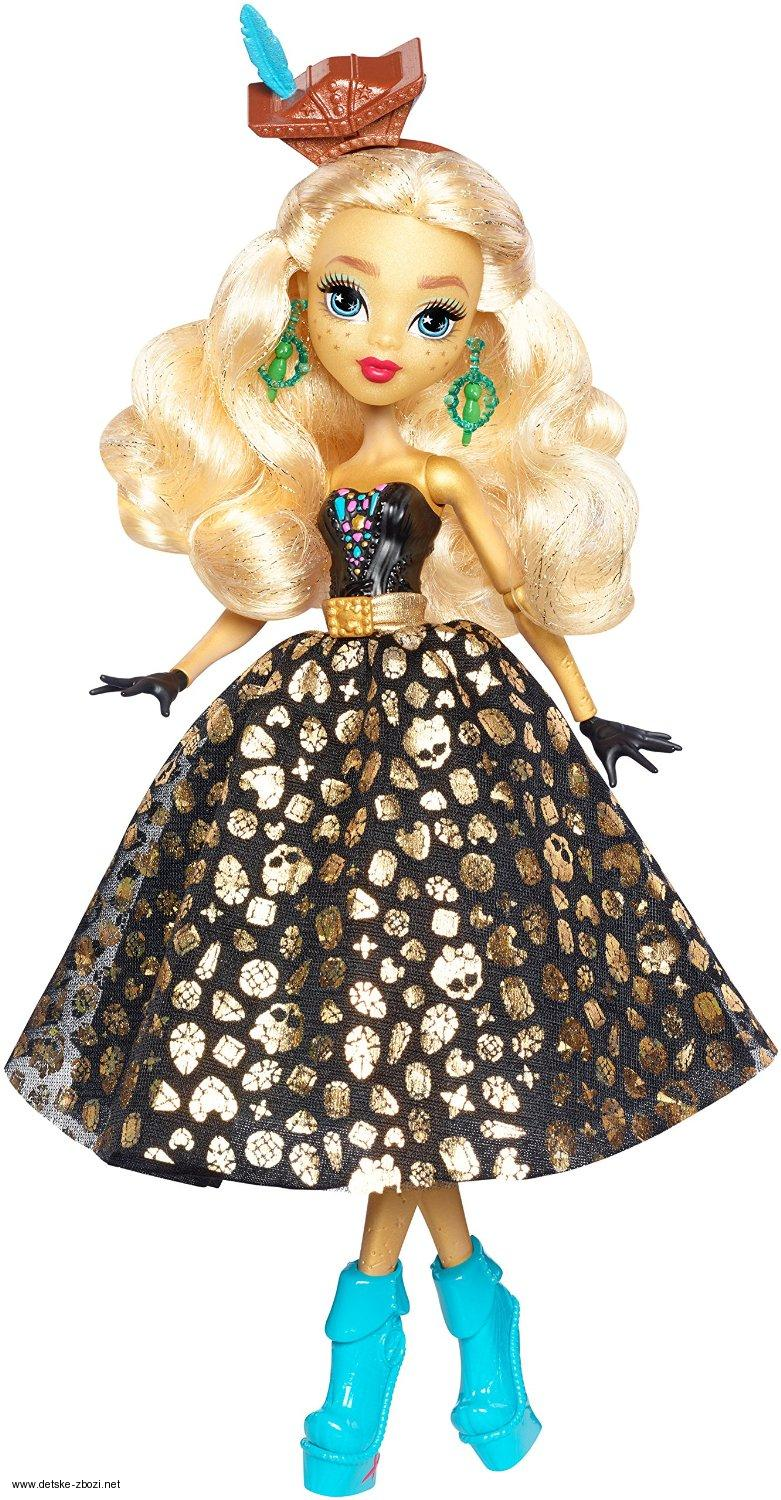 Mattel Monster High Dayna Treasura Jones