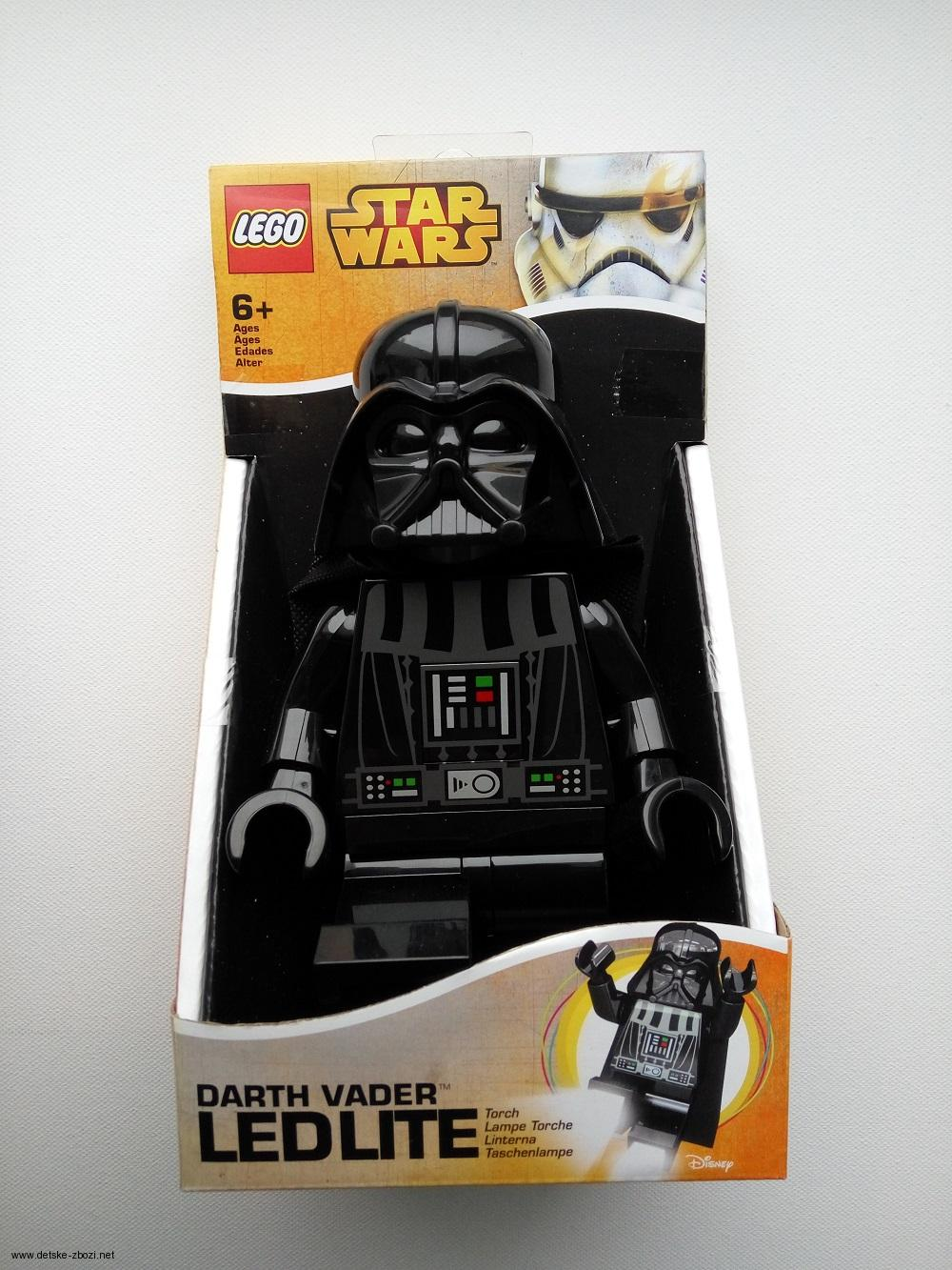 DC COMICS  STAR WARS Darth Vader baterka 19 cm