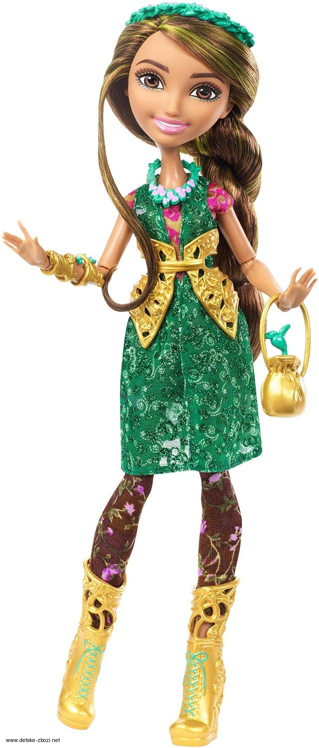 Mattel Ever After High Jillian Beanstalk panenka 27 cm