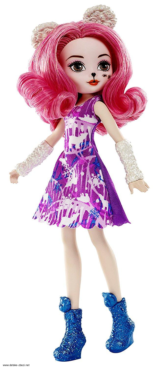 Mattel Ever After High Veronicub Epic Winter