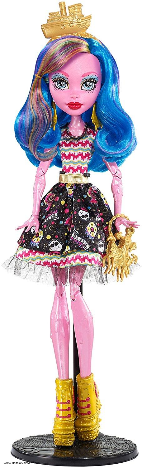 Mattel Monster High Gooliope panenka 43 cm