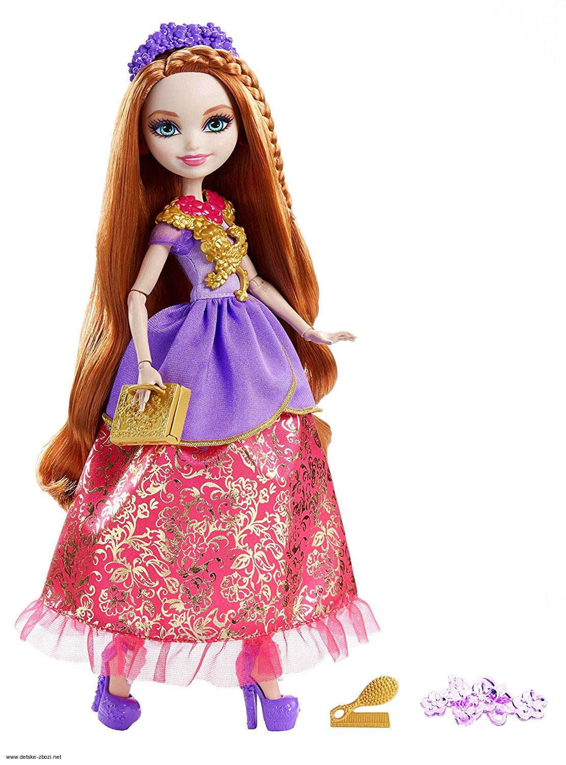 Mattel Ever After High Powerful Princess Tribe Holly O´Hair