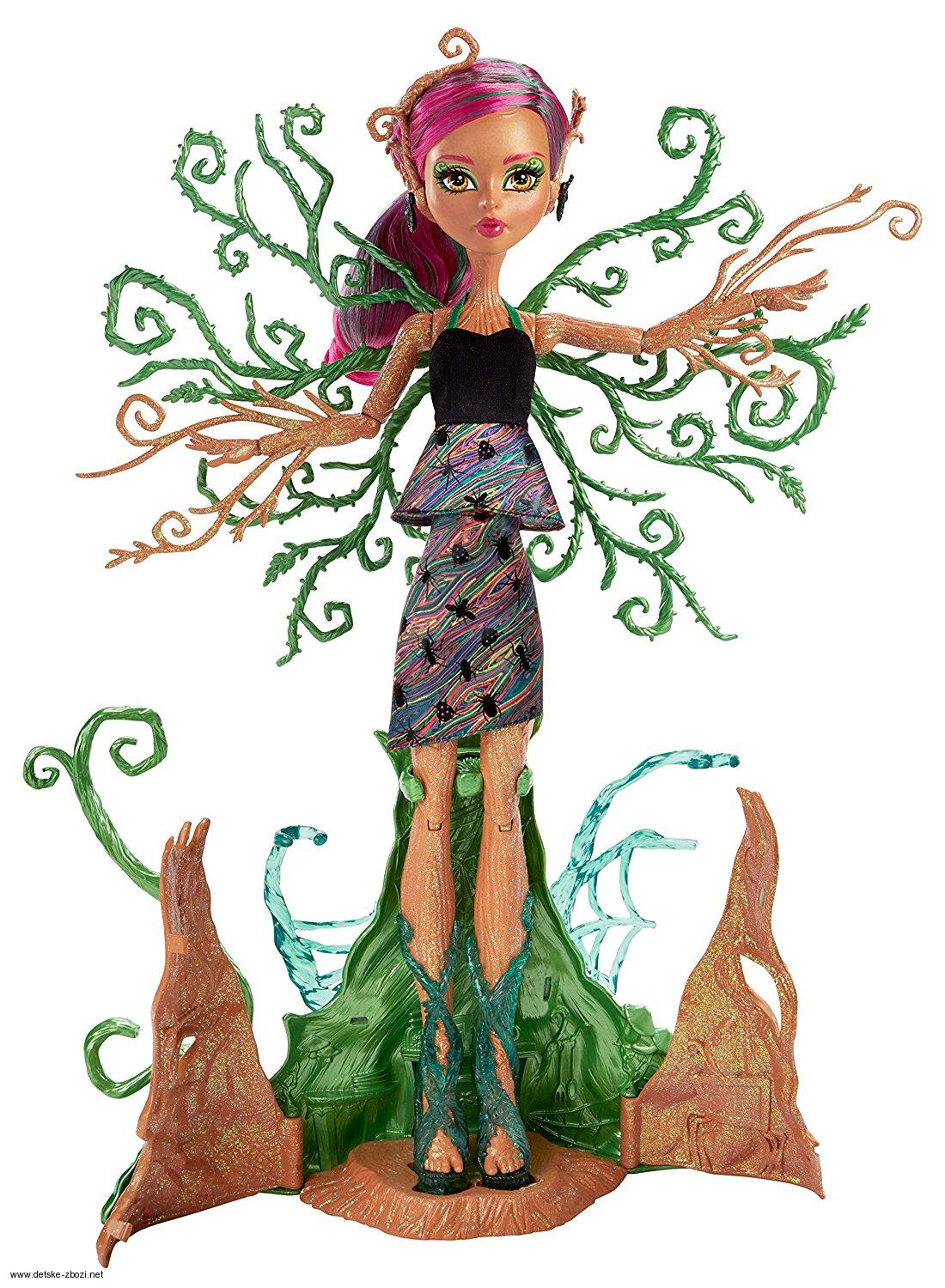 Mattel Monster High Treesa Thornwillow 38 cm