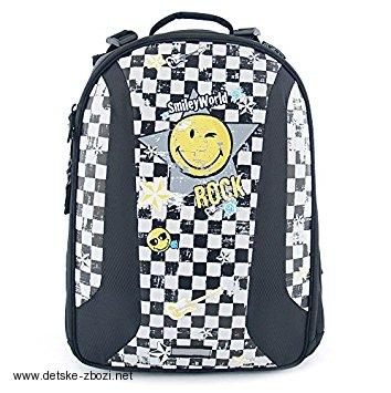 Herlitz batoh be.bag airgo Rock Smiley