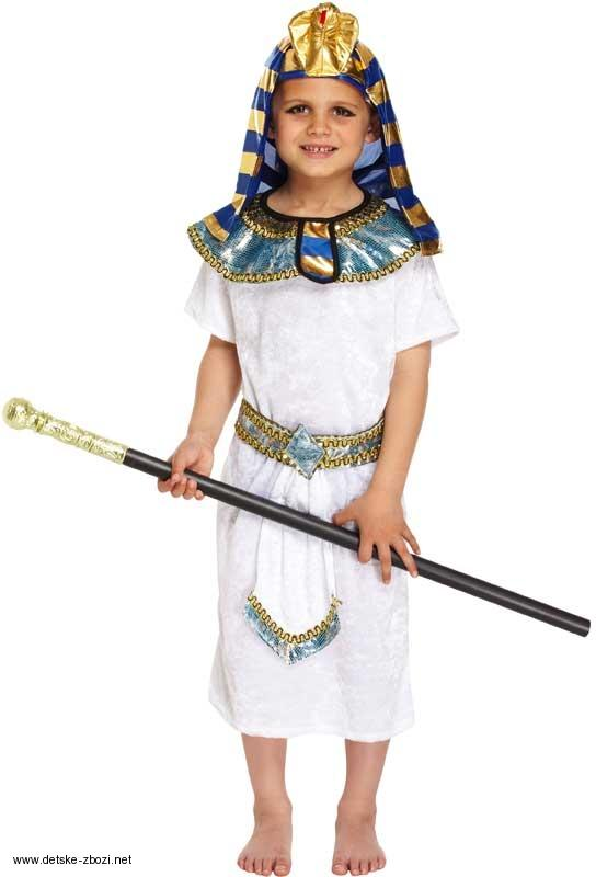 fd17e3f7df1 Henbrand dětský karnevalový kostým Faraon