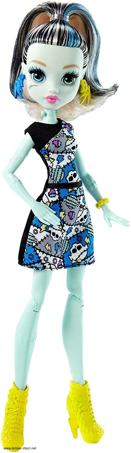 Mattel Monster High Frankie Stein panenka 27 cm