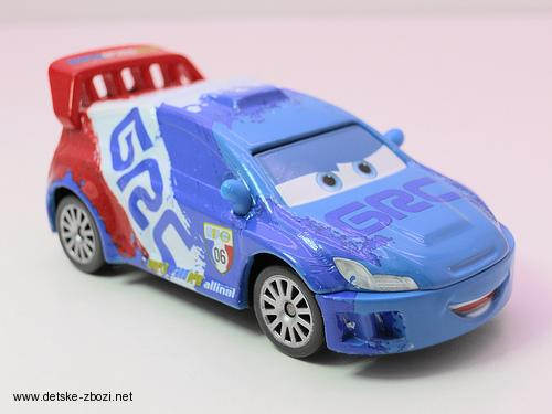 Disney Cars neon racers Raoul Caroule