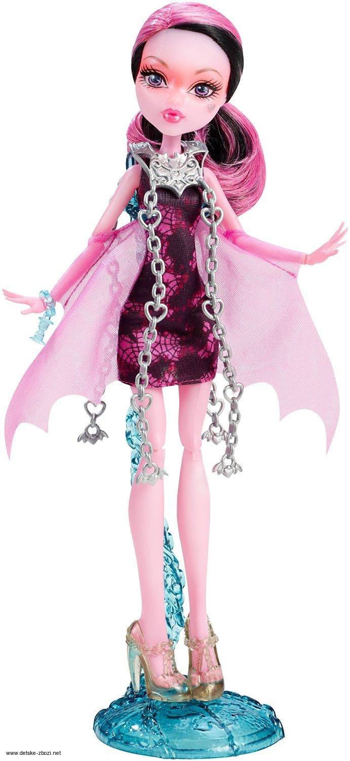 Mattel Monster High jako duch Draculaura