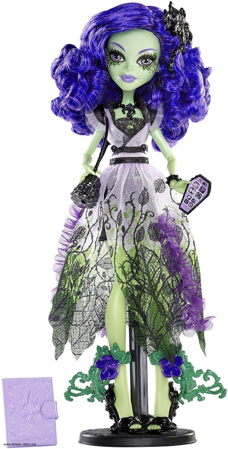 Monster High Rozkvétání Amanita Nightshade