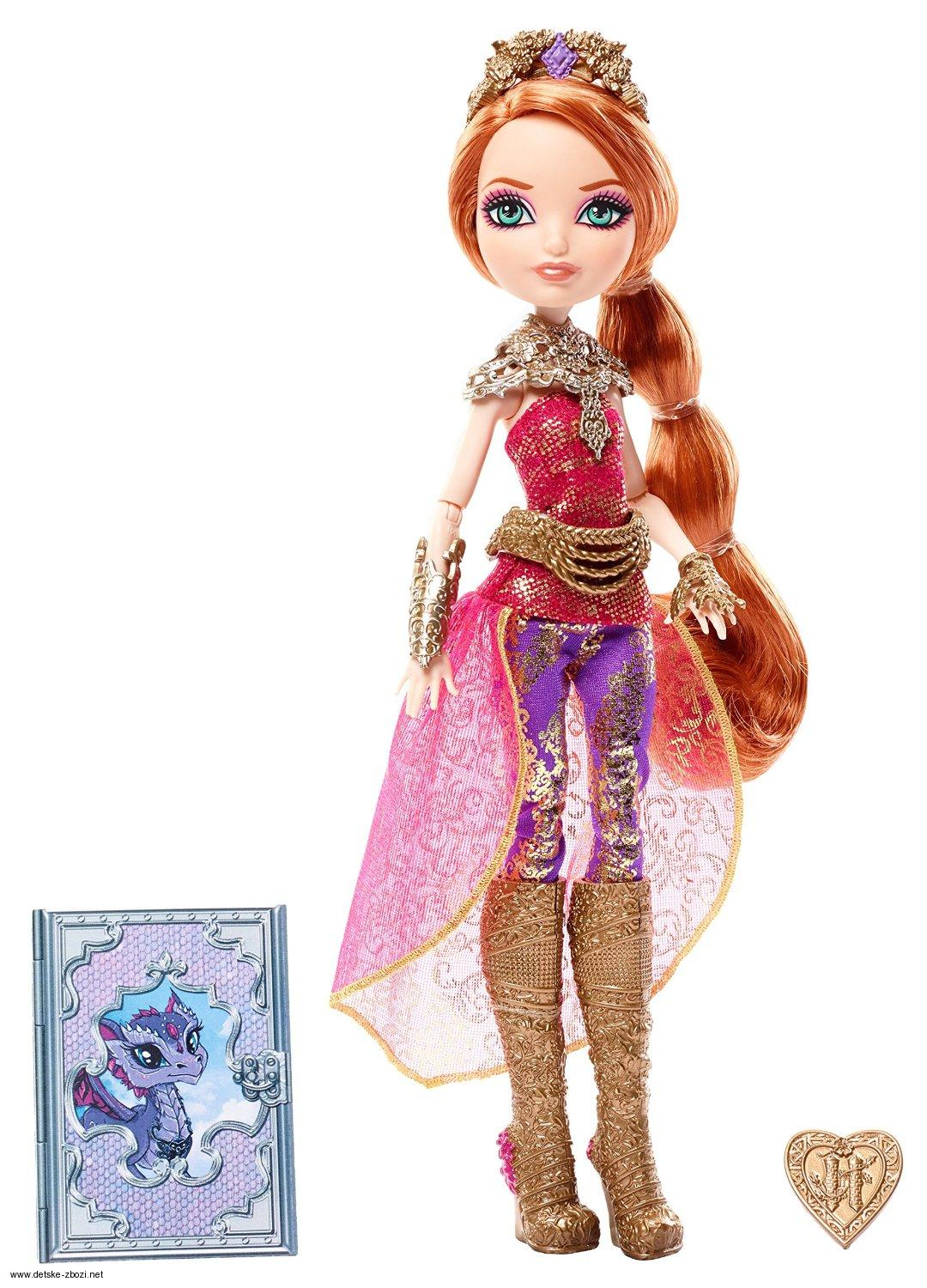 Mattel Ever After High Dragon Games Holly O'Hair 27 cm