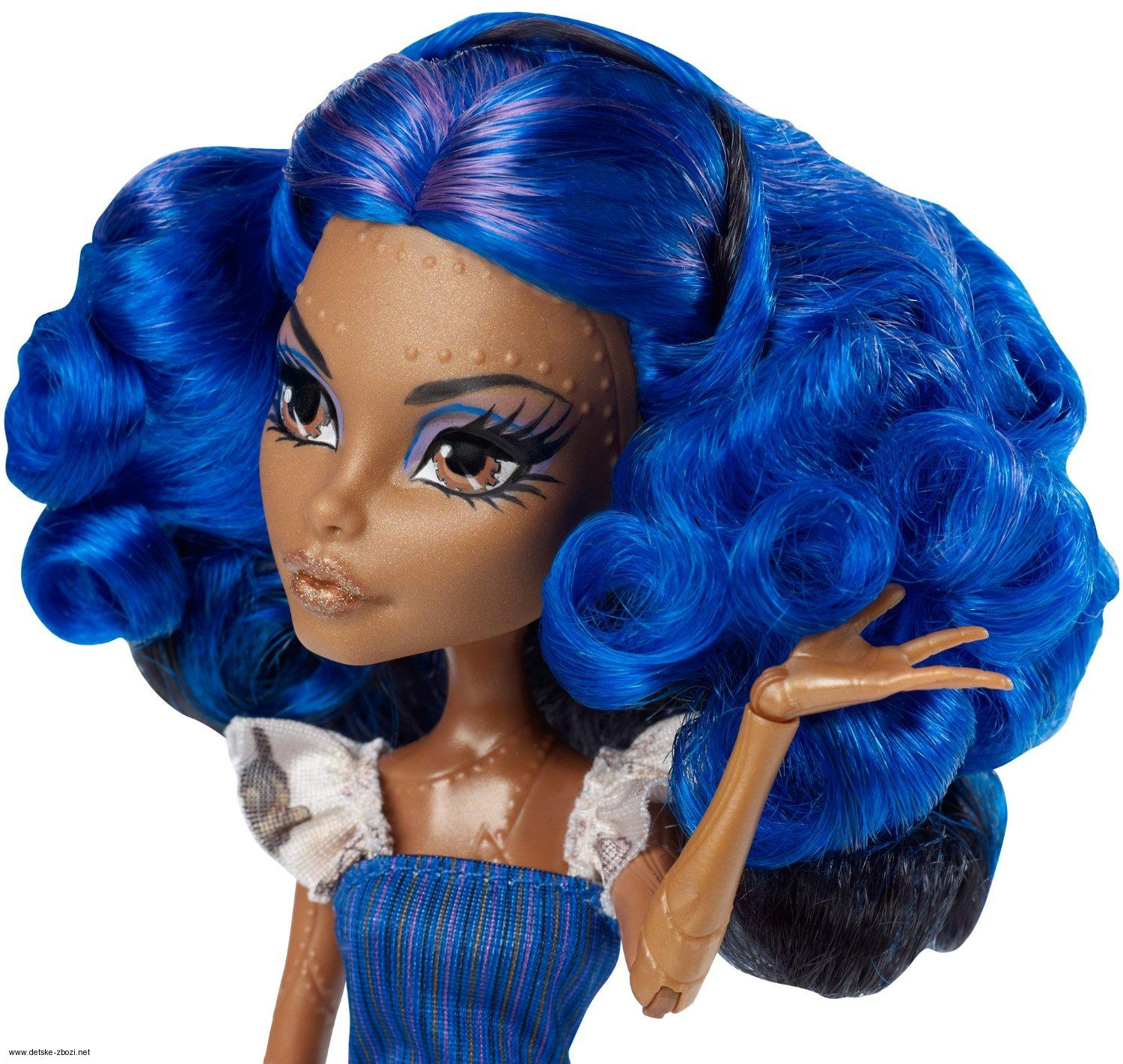 Mattel Monster High Robecca Steam Gore Geous