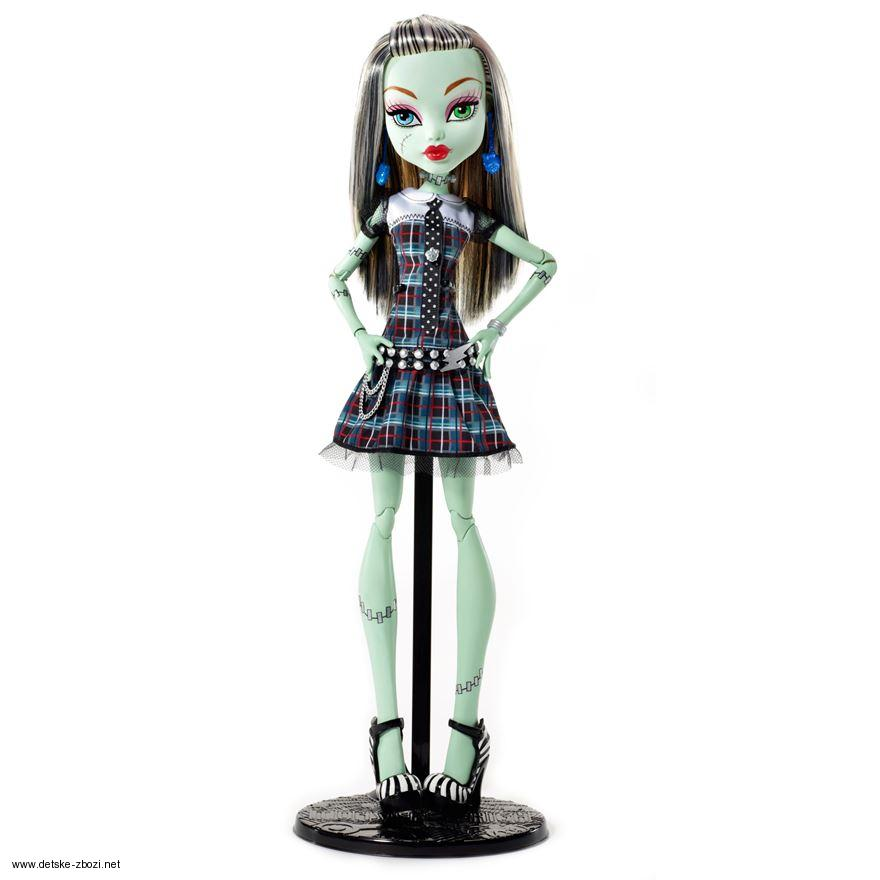 Mattel Monster High Frankie Stein 43 cm vysoká