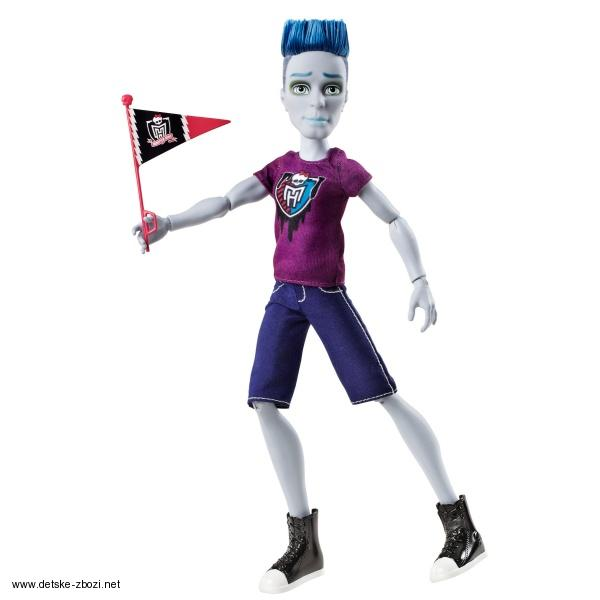 Monster High Ghoul Spirit panák Slo Mo Mortavitch