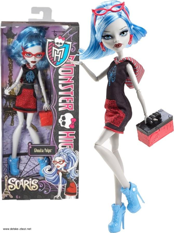 Monster High Ghoulia Yelps panenka 27 cm