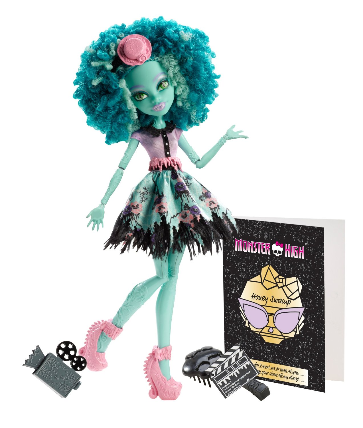 Mattel Monster High Howlywood Honey Swamp