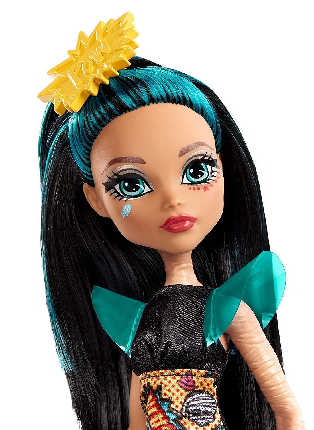 Mattel Monster High Cleo de Nile panenka 27 cm