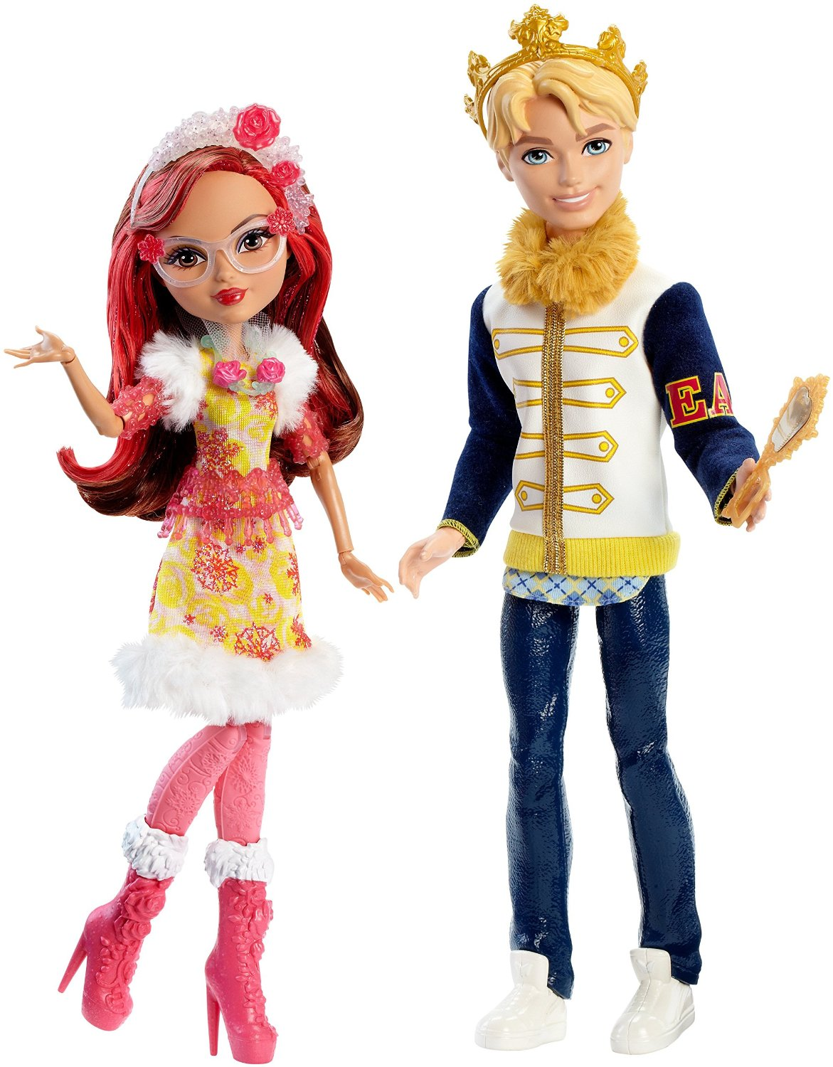 Mattel Ever After High Rosabella Beauty a Daring Charming
