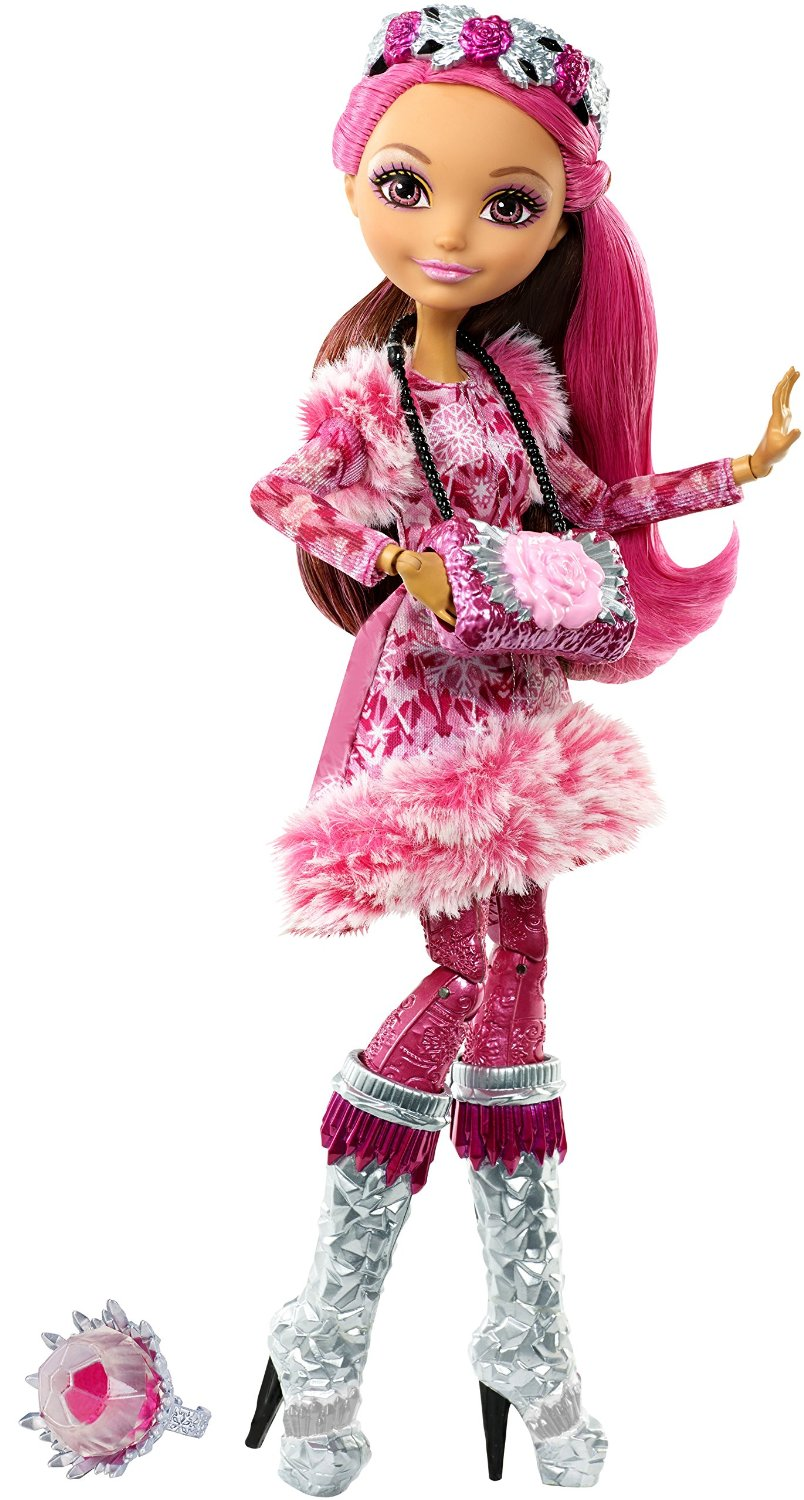 Ever After High Briar Beauty Epic Winter panenka 27 cm