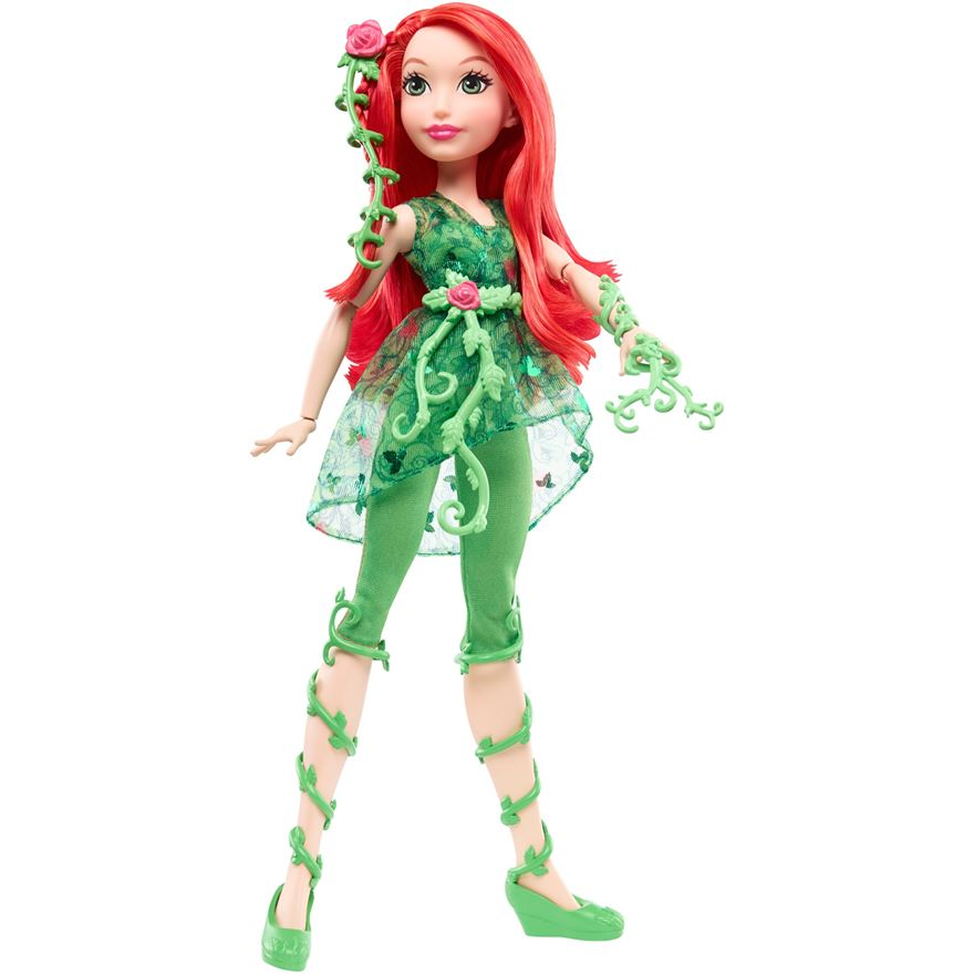 Hasbro DC Super Hero Girls Poison Ivy panenka 30 cm