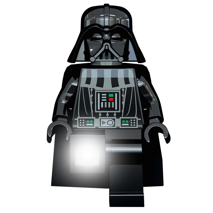 DC COMICS LEGO STAR WARS Darth Vader baterka 19 cm