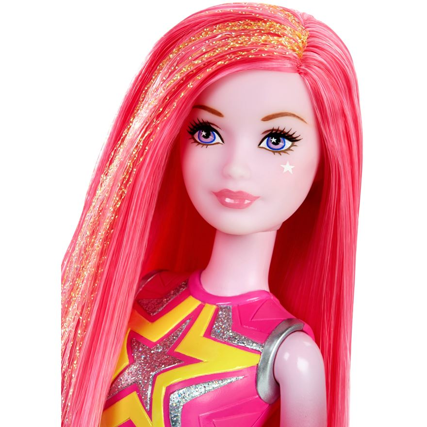 Mattel Barbie Star Light Adventure CoStar Pink