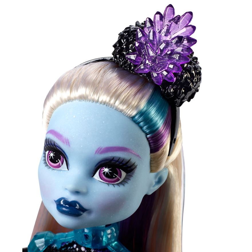 Mattel Monster High Abbey Bominable Party Ghouls