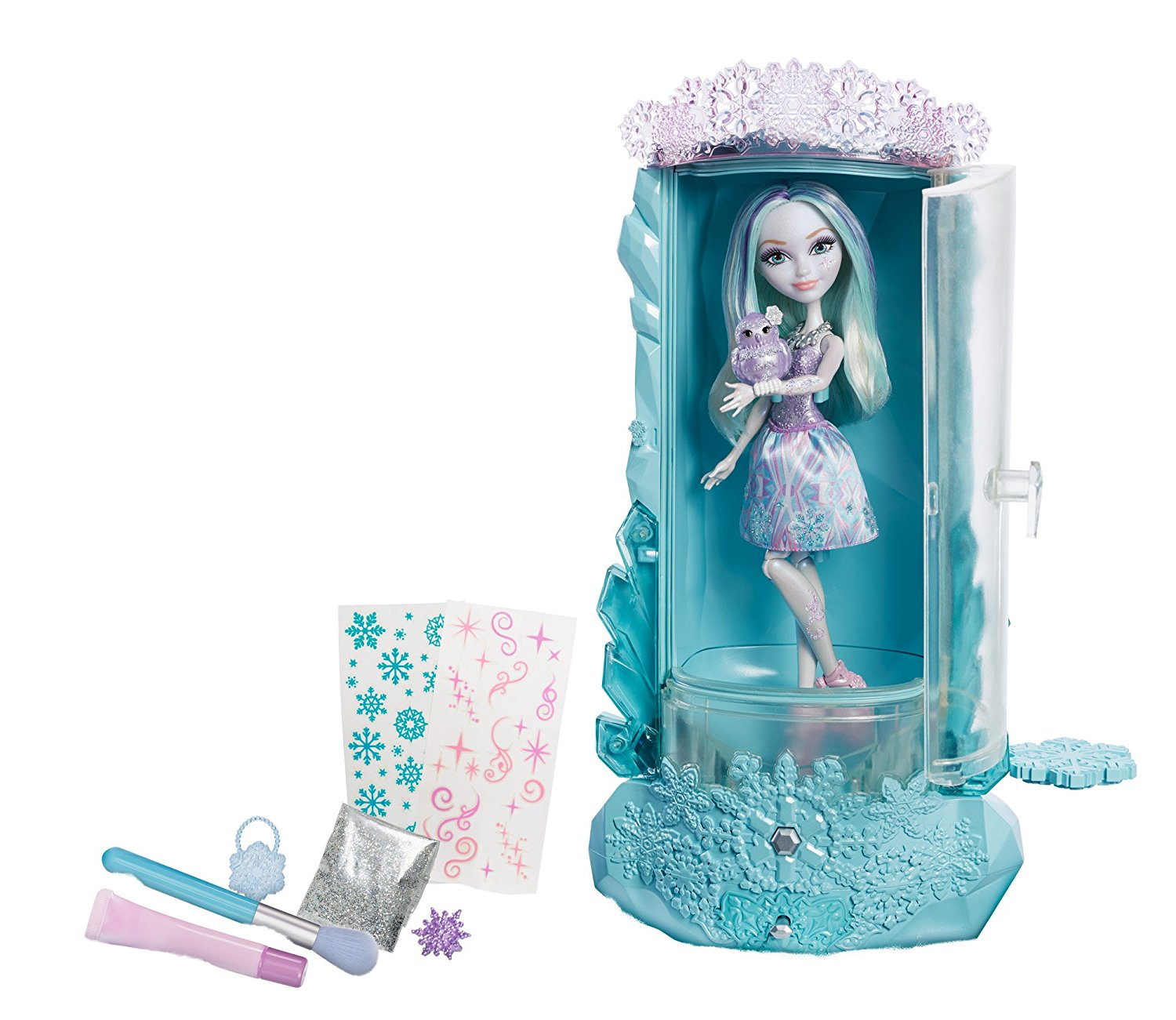 Mattel Ever After High Crystal Winter Epic Winter Sparkalizer velká sada