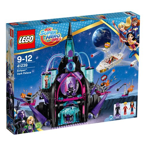 LEGO DC Super Hero Girls 41239 Temný palác Eclipso