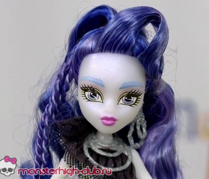 Mattel Monster High Monstrozní splynutí Sirena Von Boo