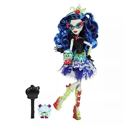 Mattel Monster High Killer Kandy Ghoulia Yelps