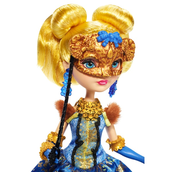 Ever After High Korunovace Blondie Lockes