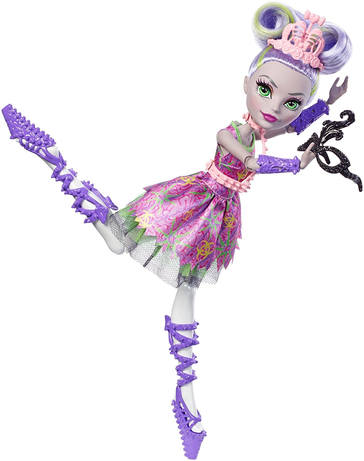 Mattel Monster High Balerína Moanica D'Kay