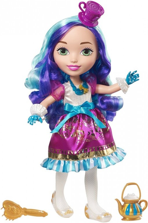 Mattel Ever After High panenka Madeline Hatter 38 cm
