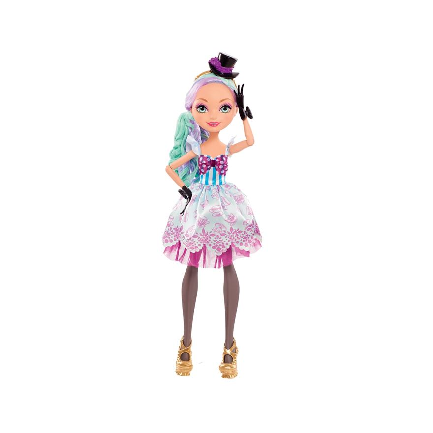 Mattel Ever After High panenka Madeline Hatter 70 cm