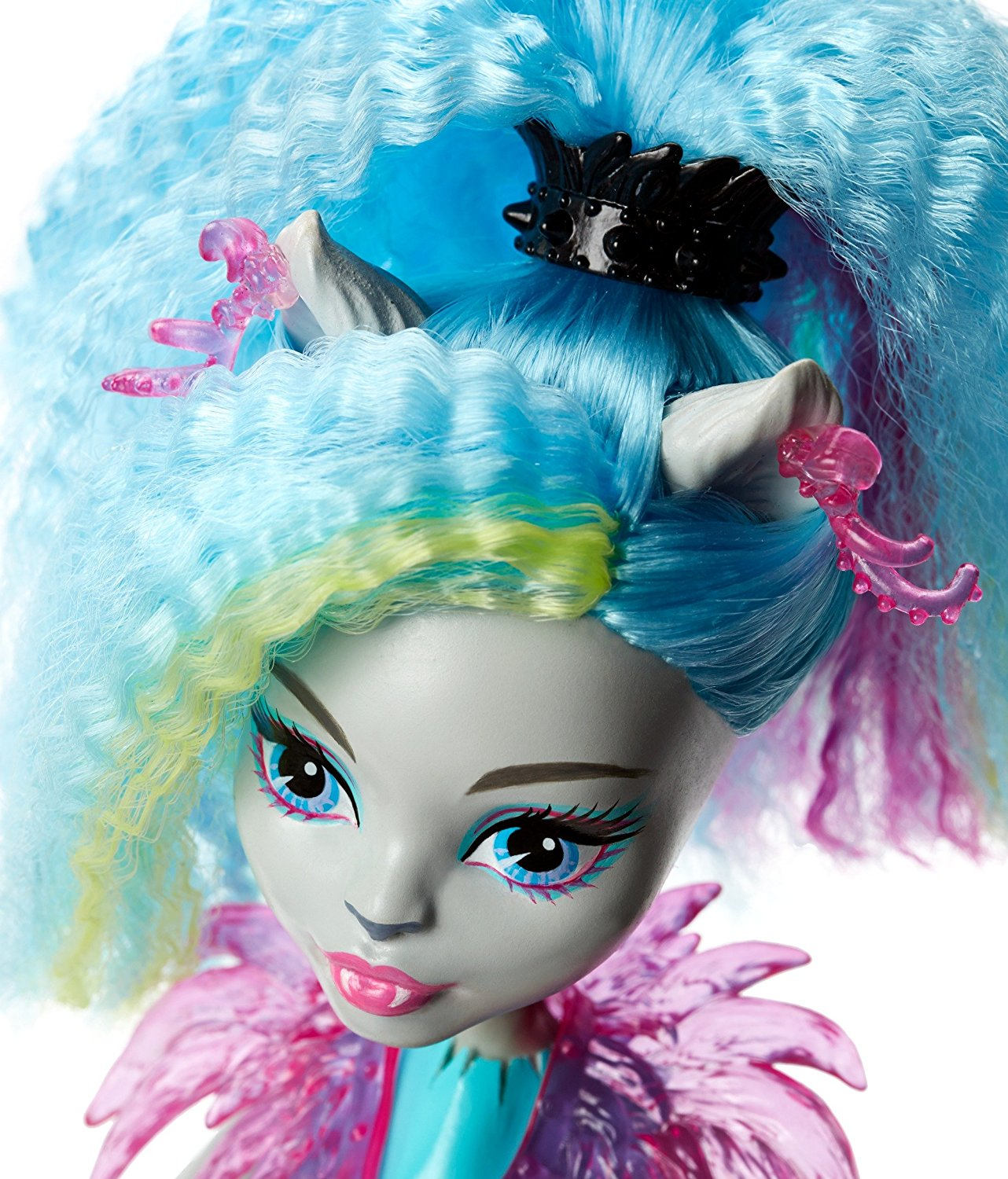 Mattel Monster High Elektrizující Silva TimberWolf