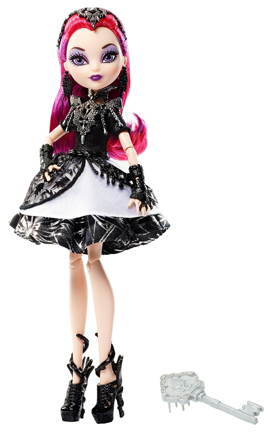 Ever After High Dragon Games Teenage Evil Queen panenka 27 cm