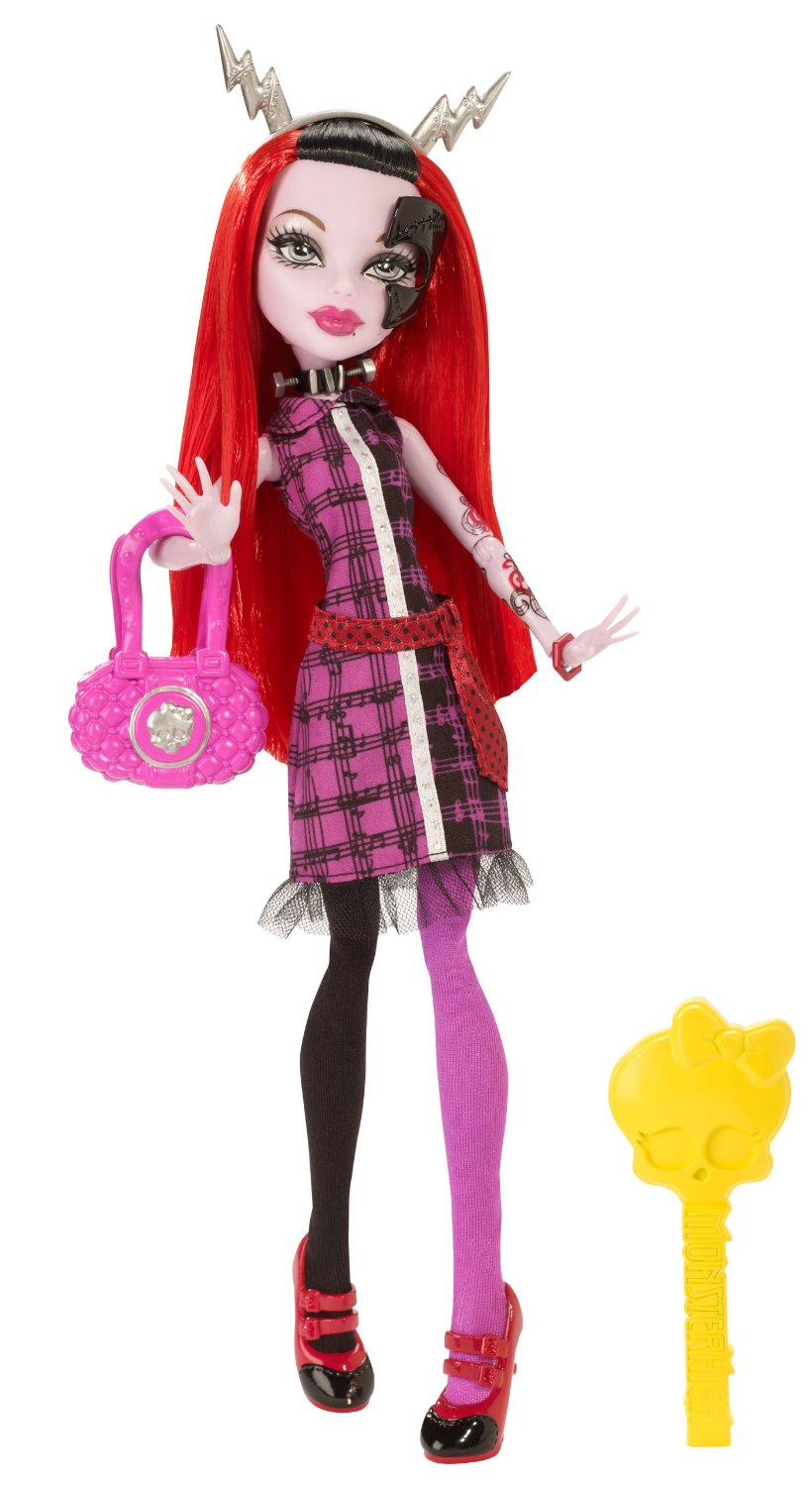 Mattel Monster High panenka Operetta