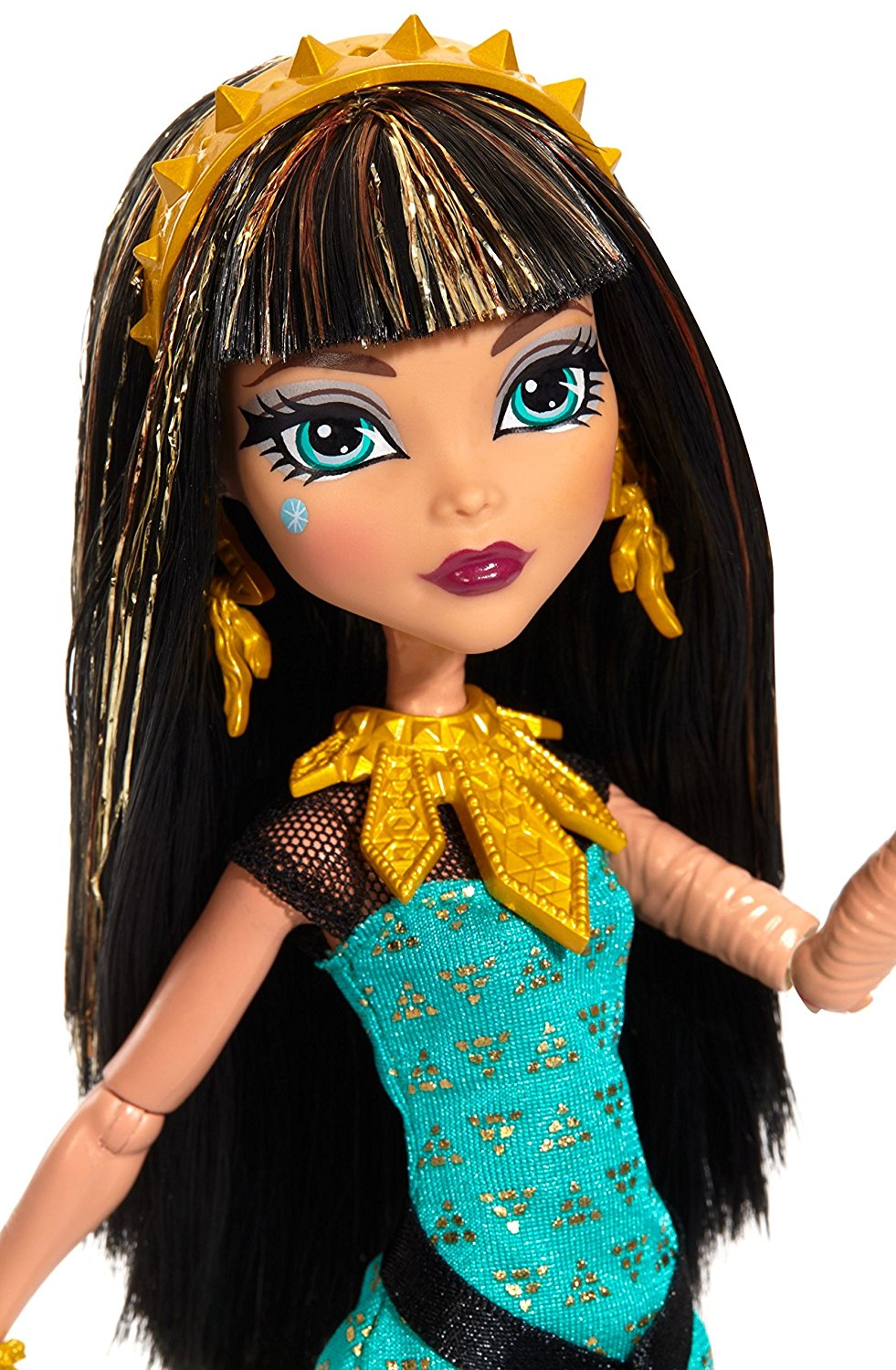 Mattel Monster High panenka Cleo de Nile