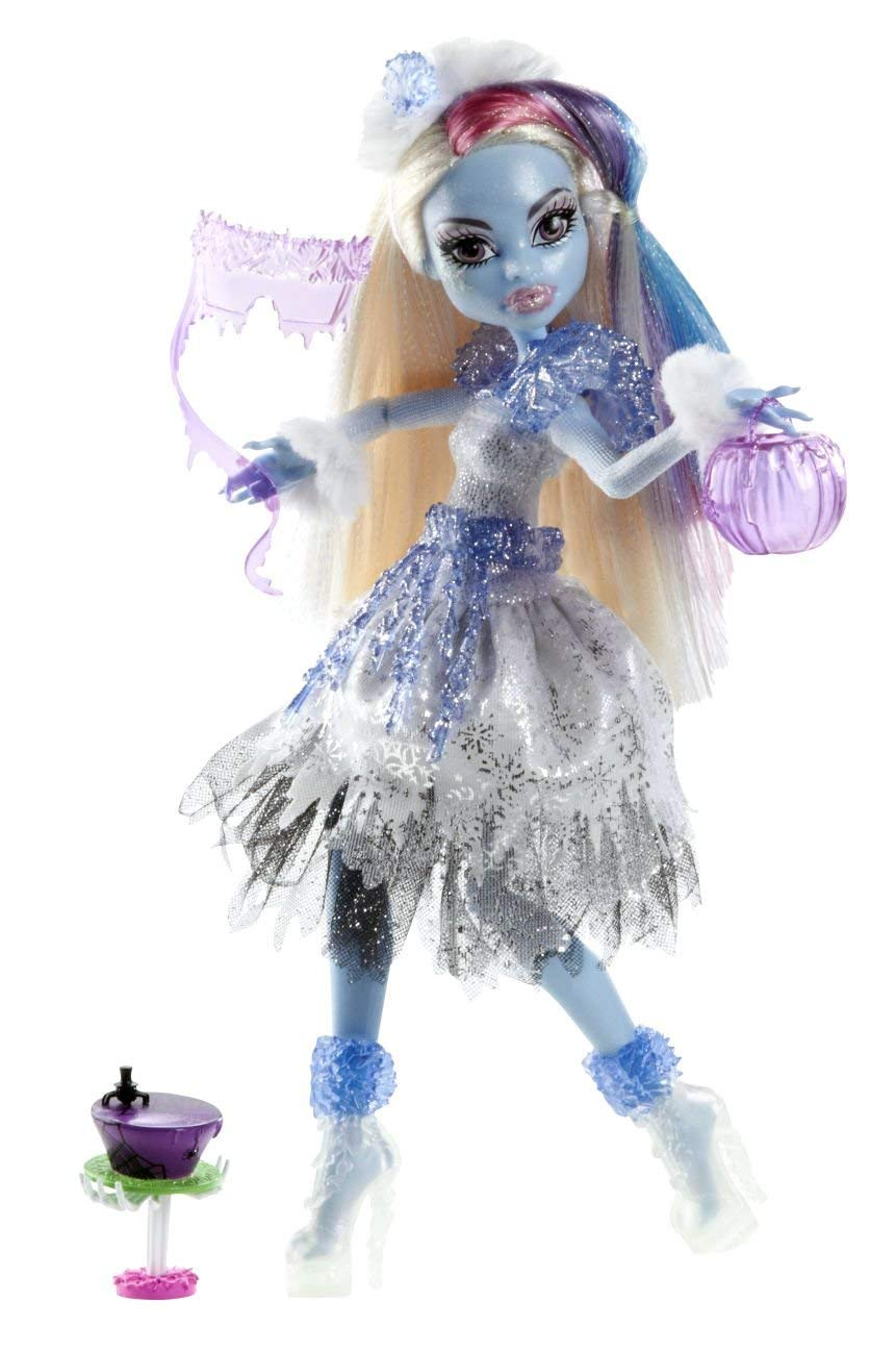 Mattel Monster High Abbey Bominable