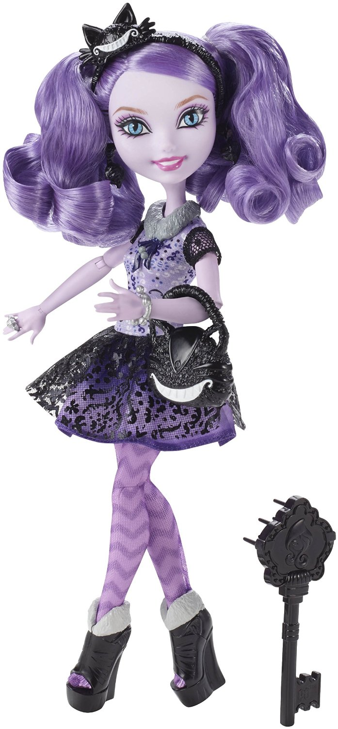 Ever After High Rebelove  Kitty Cheshire 28 cm