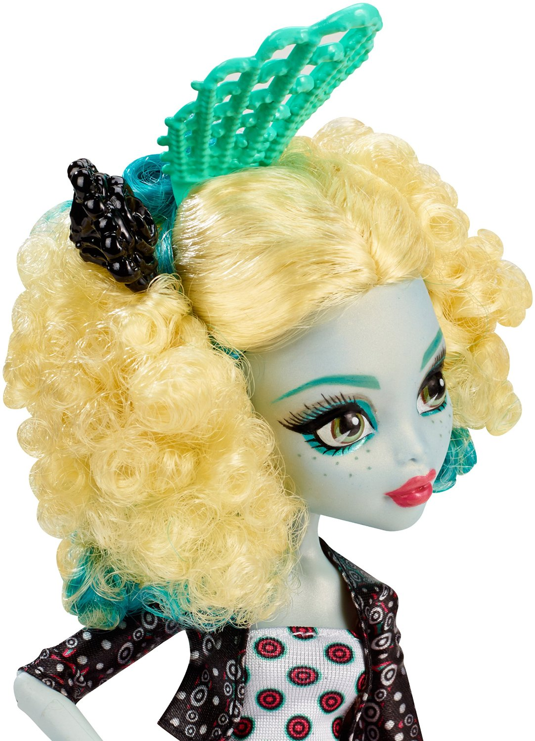 Mattel Monster High Lagoona Blue Výměnný program 27 cm
