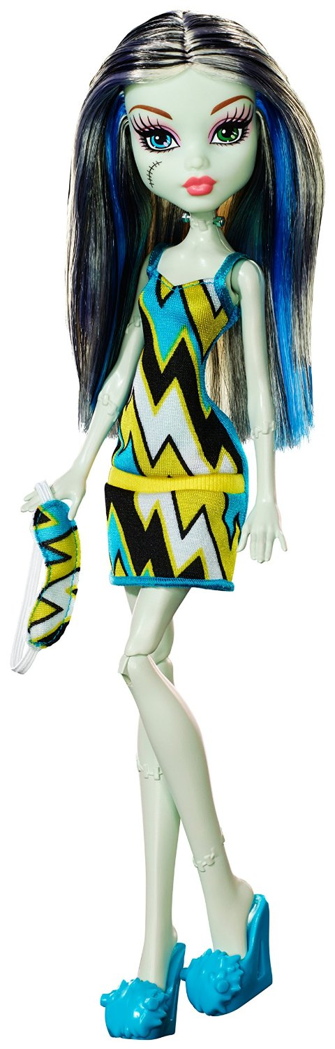 Monster High Frankie Stein panenka