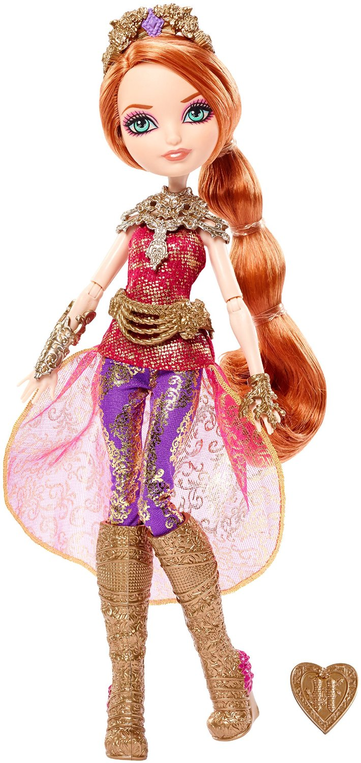 Mattel Ever After High Dragon Games Holly O'Hair