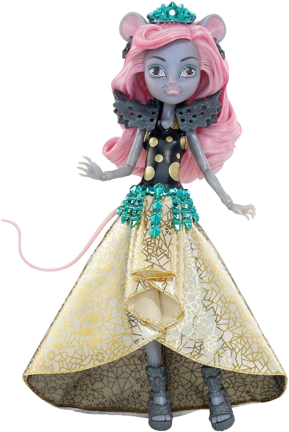 Mattel Monster High Mouscedes King Boo York 2015