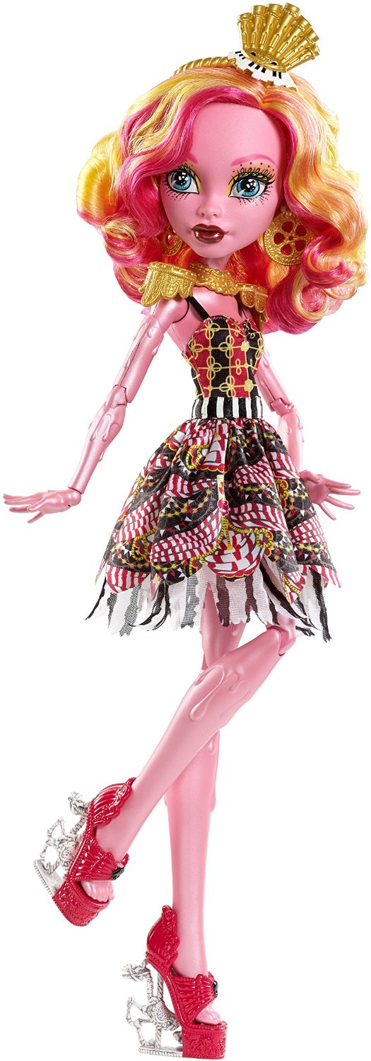 Mattel Monster High Gooliope Jellington 43 cm