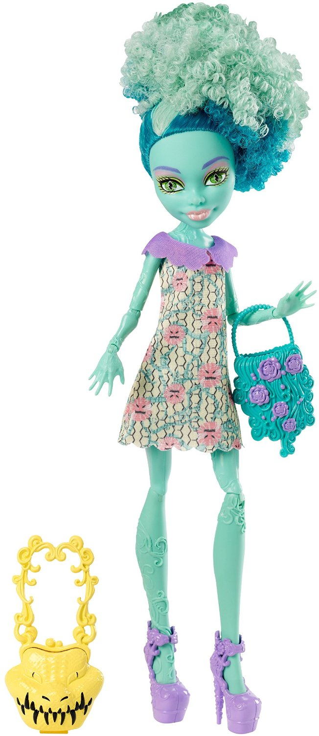 Mattel Monster High Honey Swamp Gore geous
