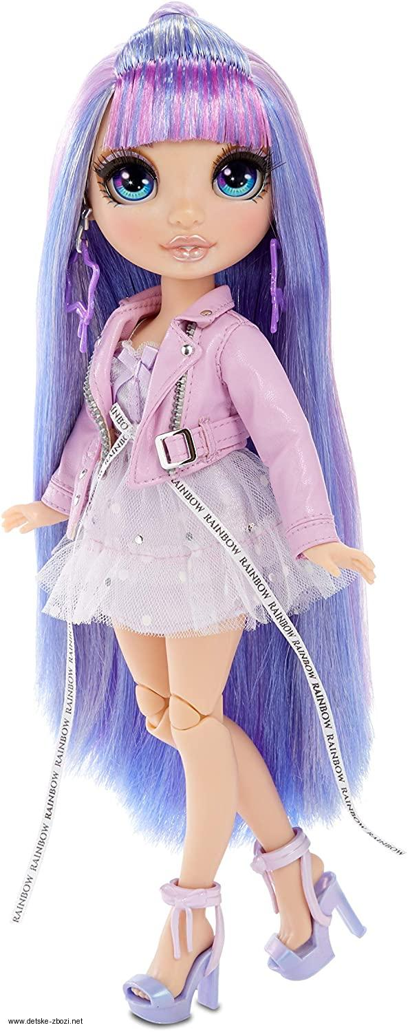 Rainbow High Fashion panenka Violet Willow 27 cm